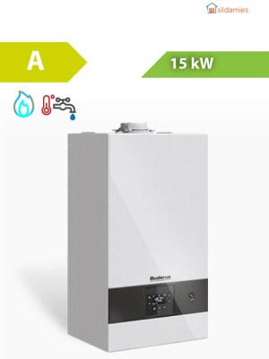 Gāzes kondensācijas katls Buderus 15 kW Logamax plus GB122i