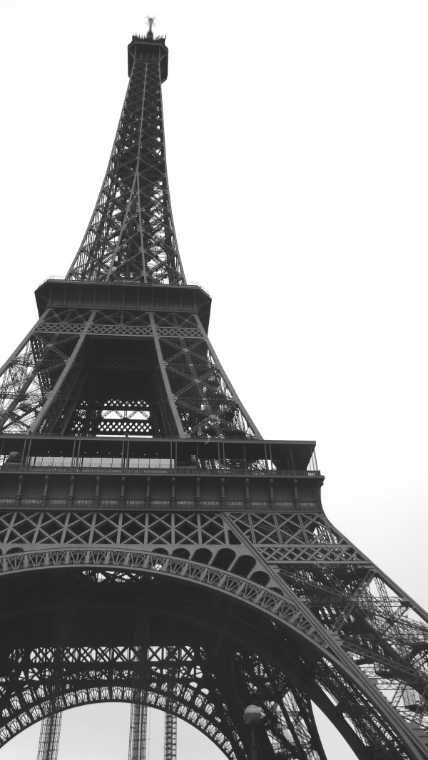 Properly Paris In Winter Ft. Black And