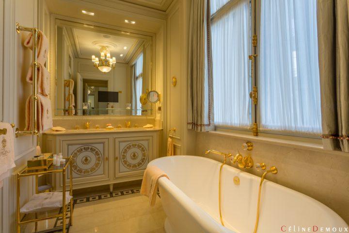 Bref On A Dormi Au Ritz Paris Silencio
