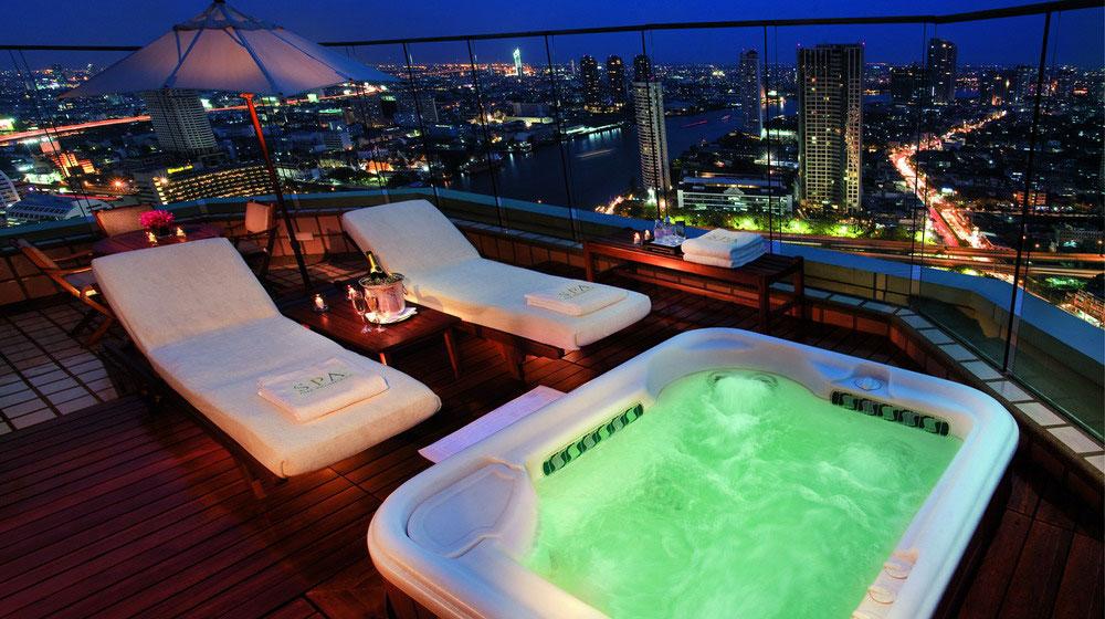 9 Htels De Luxe Riverside Bangkok Pour Contempler La