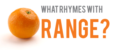 Orange, The Unrhymable Word