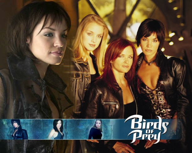 Birds of Prey, the Television Series