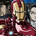 Iron Man Anime Review – The Marvel Anime Series