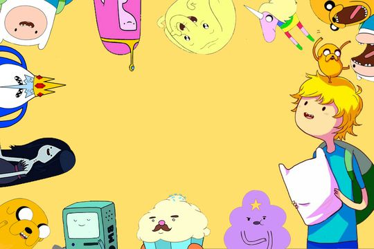 Adventure Time Season Two