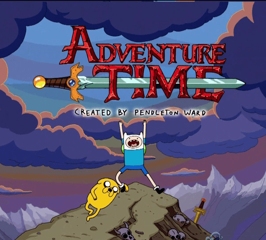 Adventure Time Season One