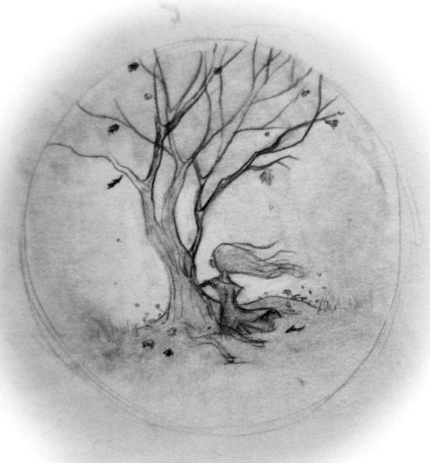 girl tree by smmiller09