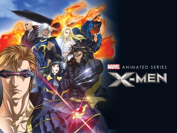 X-Men Anime 2560x1920