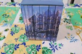 Box Harry Potter Lombada
