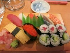 Sushi del güeno