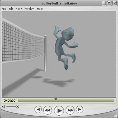 3D animation - by animatedpunk