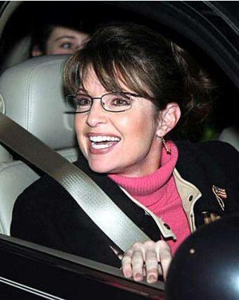 Where is Sarah Palin?