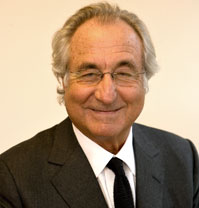 Bernard Madoff - Arrested for a $50B Ponzi fraud scheme
