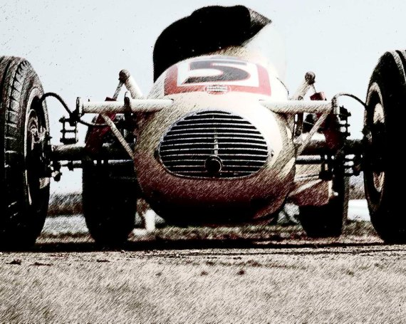 Cars of DuQuoin
