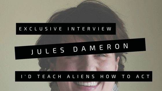 Exclusive Interview with Jules Dameron