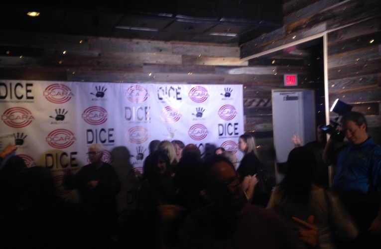 Pre-event of Dice/Nyle DiMarco fundraising event.