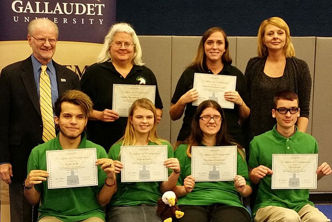 MSD Academic Bowl team qualifies for national contest