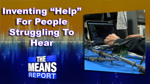 """Inventing """"Help"""" For People Struggling To Hear"""