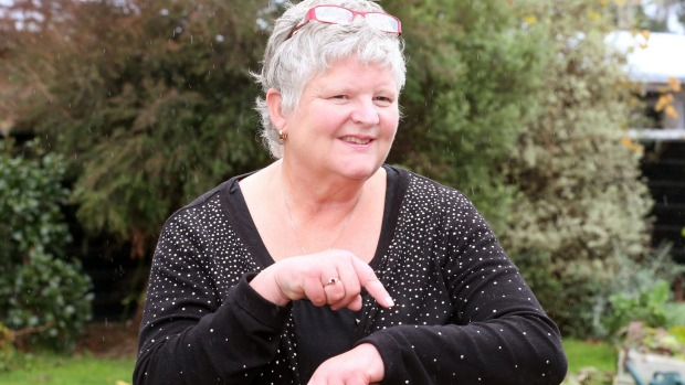 Renwick resident Robyn Carter uses sign language in her role as an executive board member with Deaf Aotearoa.