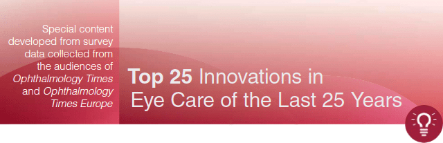 Top 25 Innovations in Eye Care