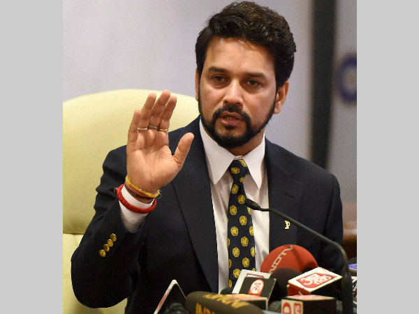 BCCI chief Anurag Thakur promises Rs 5 crore for deaf cricketers