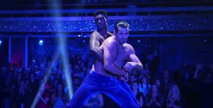 Nyle DiMarco Just Made History in Dancing with the Stars' First Same-Sex Dance – WATCH