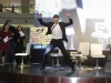 Tom Hiddleston Dances