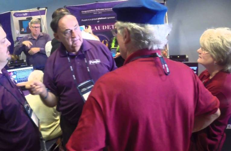 Gally 150th: Purple's Booth