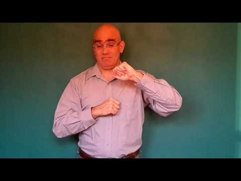 """Laura Hershey's """"Telling"""" translated into American Sign Language"""