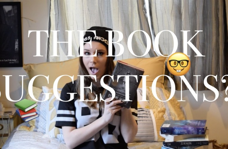 THE BOOK SUGGESTIONS?!