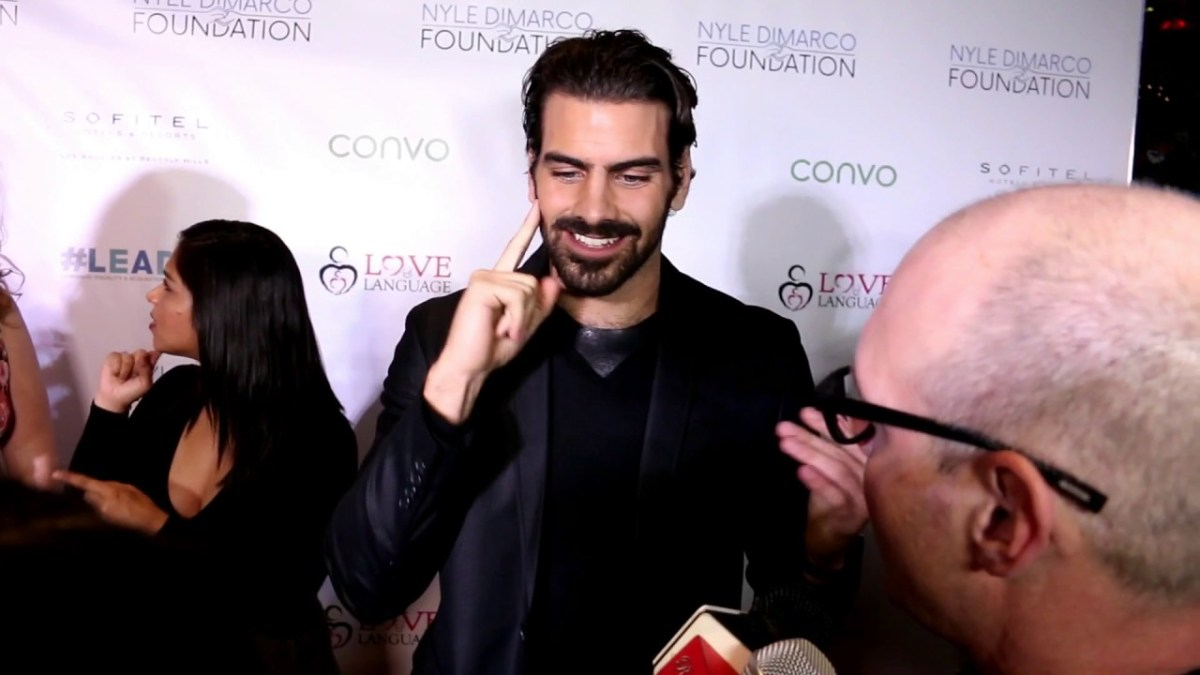 Nyle DiMarco Foundation Fundraising Love and Language Campaign
