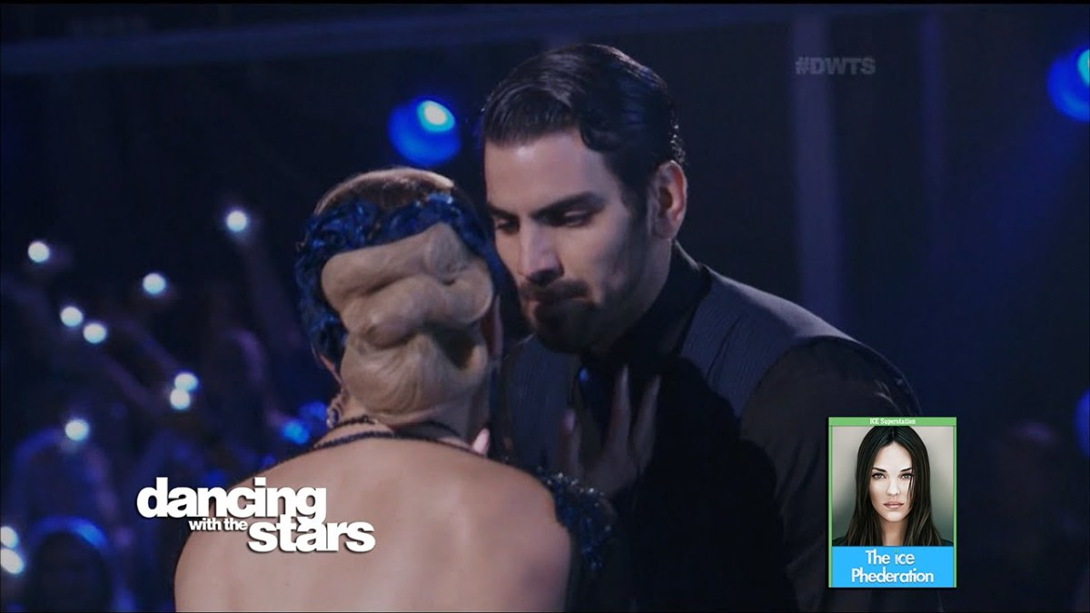 Nyle DiMarco & Peta Tango Performance on Dancing with the Stars | LIVE 4-4-16