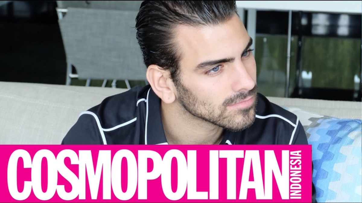 "Cosmo Quick Answer: ""60 Seconds with Nyle DiMarco"""