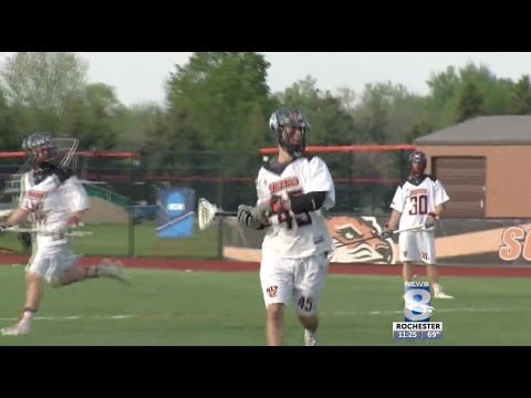RIT on TV: Men's Lacrosse Punches Ticket to Final Four