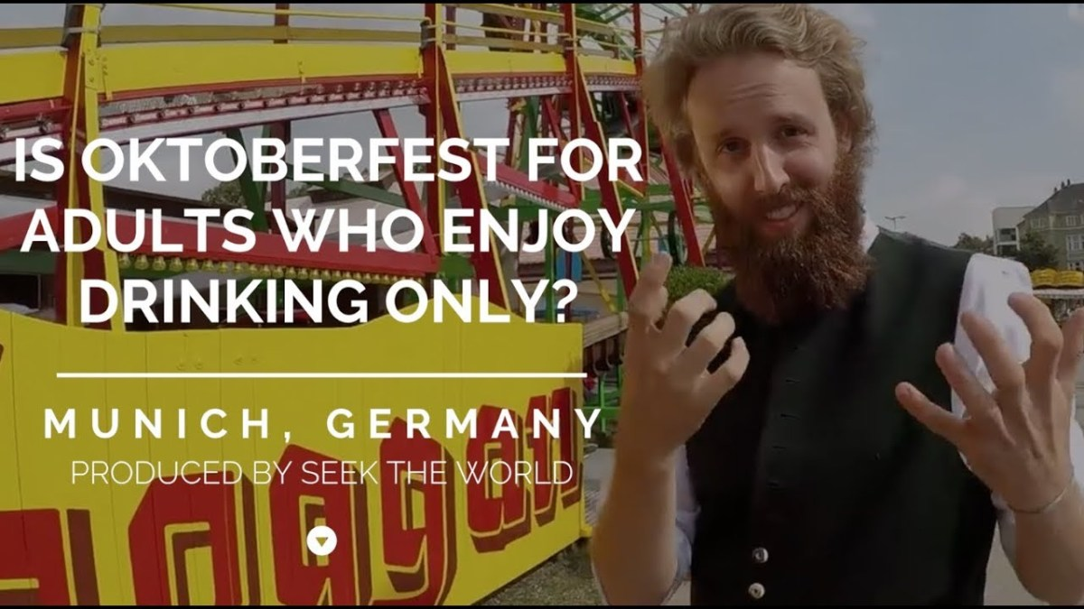 IS OKTOBERFEST FOR ADULTS WHO ENJOY DRINKING ONLY? NO!