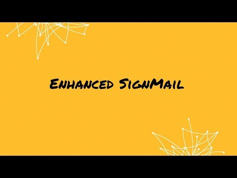 New ntouch Feature: Enhanced SignMail