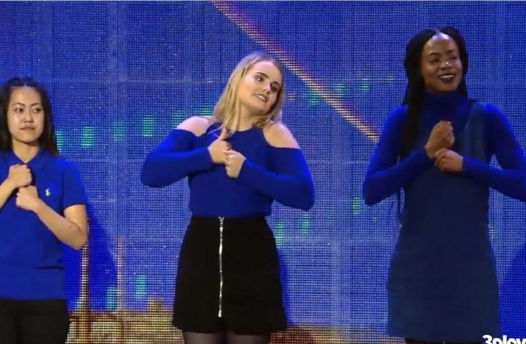 Deaftones: Deaf singing Choir leaves judges absolutely speechless | Ireland's Got Talent 2018