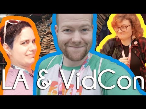 Los Angeles and VidCon | Travel