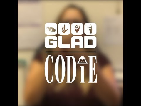High Five For A Cause - CODIE & GLAD - Convo