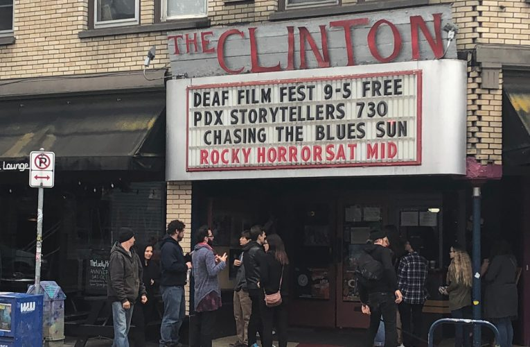 I took a BIRD to Portland Deaf Film Festival and it was fun!
