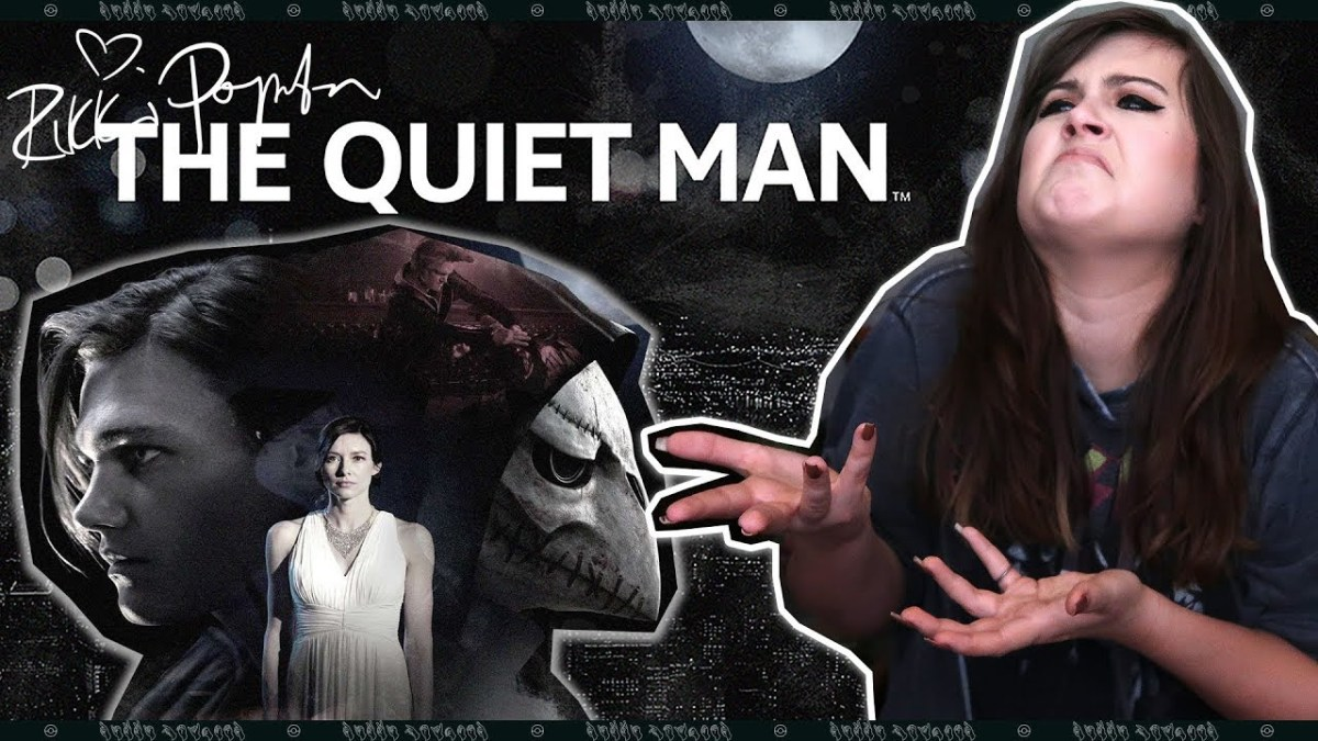 The Quiet Man (Yes, The Deaf Game) Is So Bad, It's Hilarious