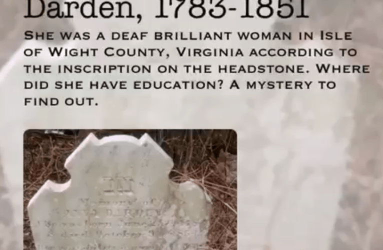 Who is Anna Darden?