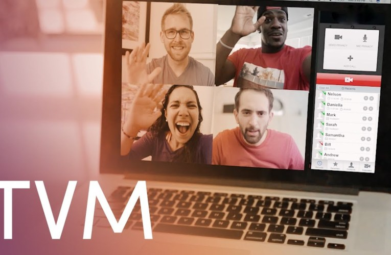 3. How many people can use TVM?