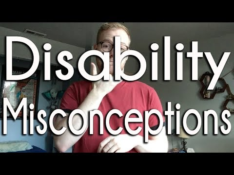 Disability Misconceptions Tag