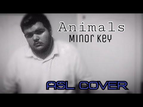 Animals – ASL cover