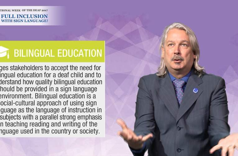 IWD 2017 Campaign Key Message – Bilingual Education