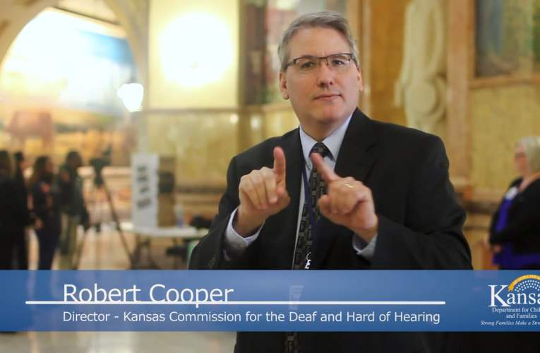 Deaf and Hard of Hearing Day at the Capitol 2018