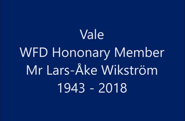 Vale – Mr Lars-Åke Wikström