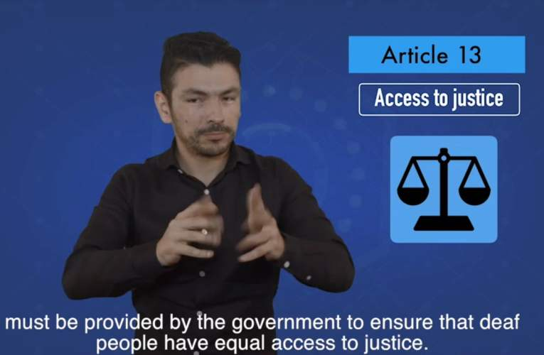 2. articles 13 Access to justice