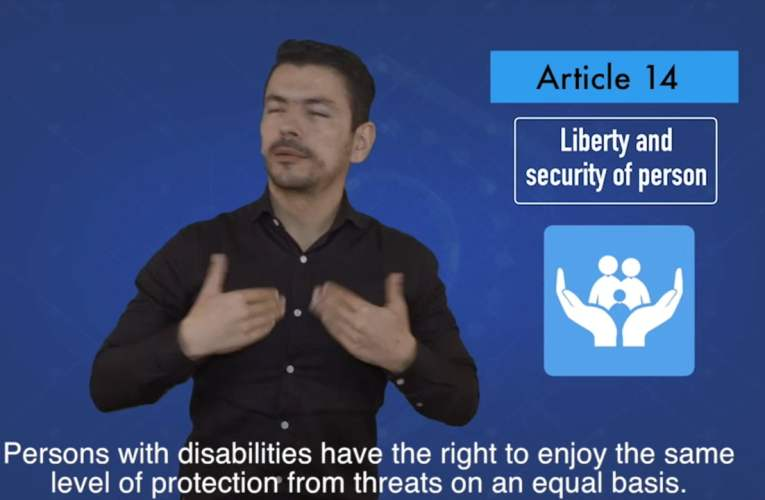 2. articles 14 Liberty and security of person