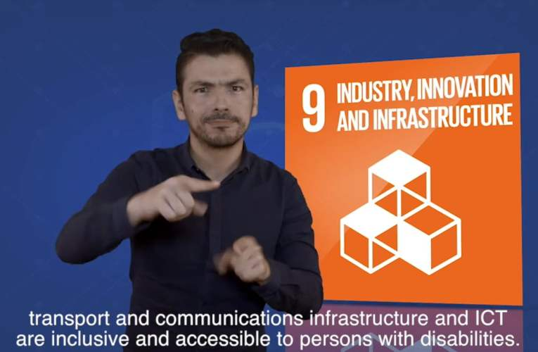 3. goals 9 – Industry, innovation and infrastructure